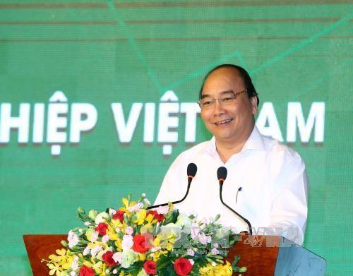 越南政府总理阮春福:努力将越南发展成为农业强国 hinh anh 1