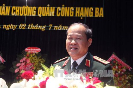 越南国防部副部长闭春长访问古巴 hinh anh 1