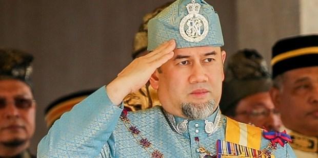 越南国家主席陈大光向马来西亚新任最高元首致贺电 hinh anh 1