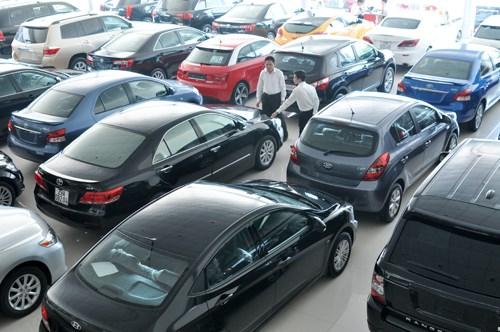 2016年11月越南汽车销量达近2.85万辆 hinh anh 1