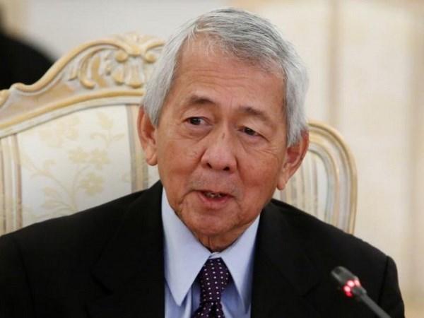 """菲律宾强调该国不会""""脱离"""" 海牙国际常设仲裁法庭的裁决 hinh anh 1"""