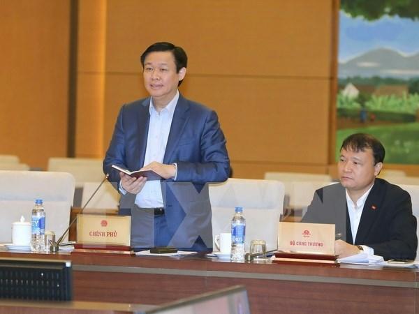 第十四届国会常委会第五次会议:全力推进国际化进程 hinh anh 1