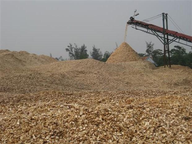2016年越南木材出口额约达73亿美元 hinh anh 1
