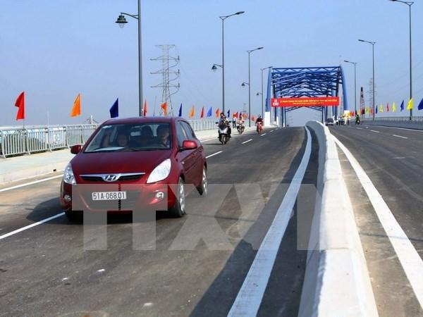 亚行将采用公私合作模式援助胡志明市兴建三环路 hinh anh 1