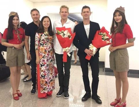 越捷航空起飞5周年:Sky Connection国际音乐节亮相胡志明市 hinh anh 1