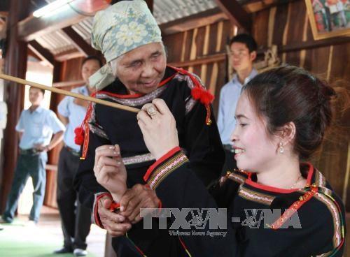 越南着力提高保护和弘扬少数民族传统文化价值的意识 hinh anh 1