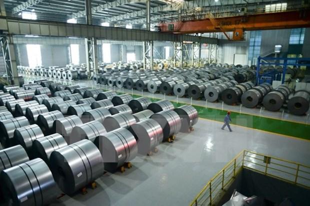 中国成为越南最大的钢铁供应市场 hinh anh 1