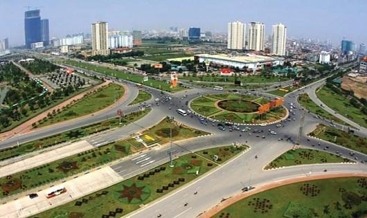 推进卫星都市建设是河内市发展必由之路 hinh anh 1