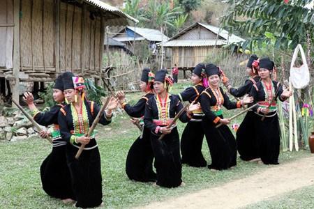 克姆族人生活和音乐中的山林烙印 hinh anh 1