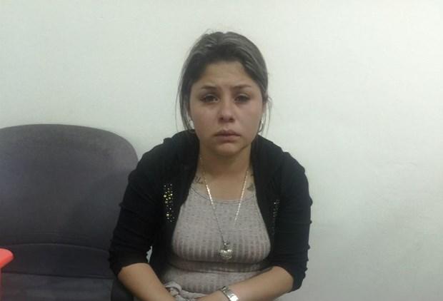 哥伦比亚籍女旅客涉嫌运输毒品被刑拘 hinh anh 1