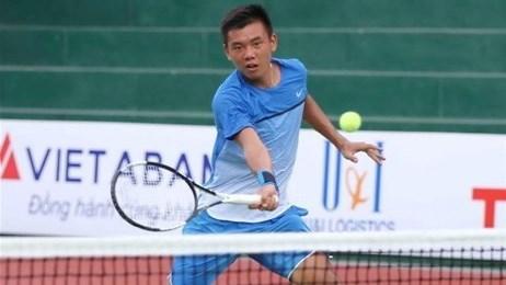 ATP年终排名:越南网球名将李黄南位居世界第662 hinh anh 1
