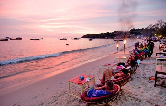 越南参加柬埔寨第5届海洋节 hinh anh 1