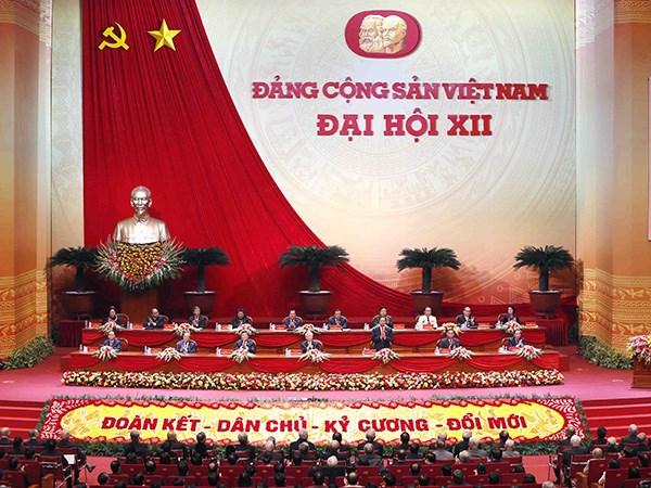 越通社评出2016年国内十大新闻 hinh anh 1
