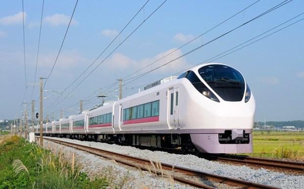 老挝中国铁路全线开工仪式在老挝举行 hinh anh 1