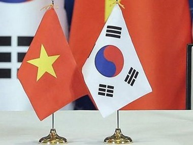 越韩第五次防务政策对话在河内举行 hinh anh 1