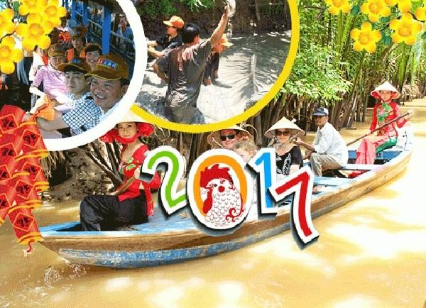 2017年国内旅游刺激计划启动 hinh anh 1