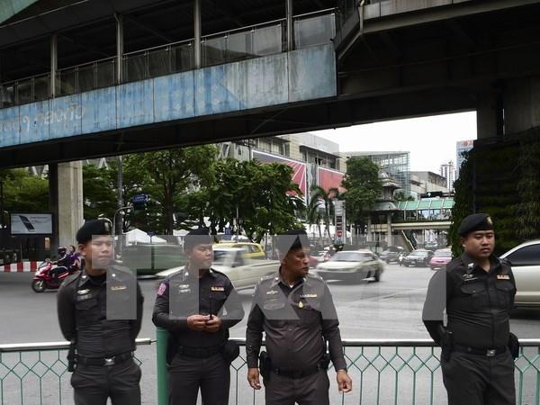 泰国逮捕攻击政府网站的9名黑客 hinh anh 1