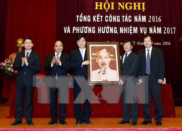 阮春福总理:促进越南社会科学发展是越南社会科学翰林院的使命之一 hinh anh 1
