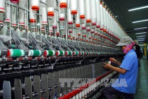 2016年河内市工业生产指数同比增长7.1% hinh anh 1