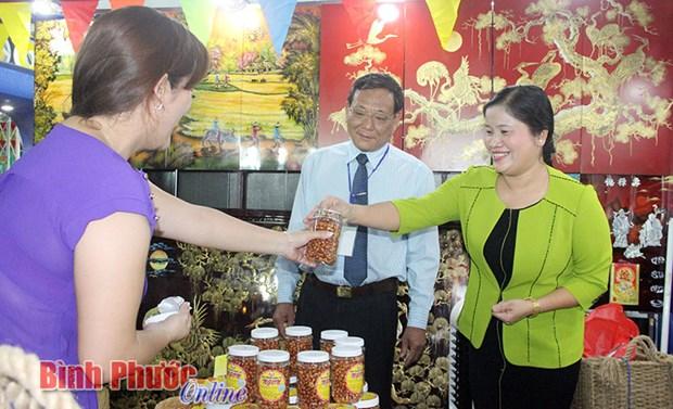 2016年平福省东南部农村工业商品展举行 hinh anh 1