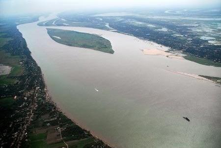 湄公河沿岸国家承诺加强执法合作 hinh anh 1