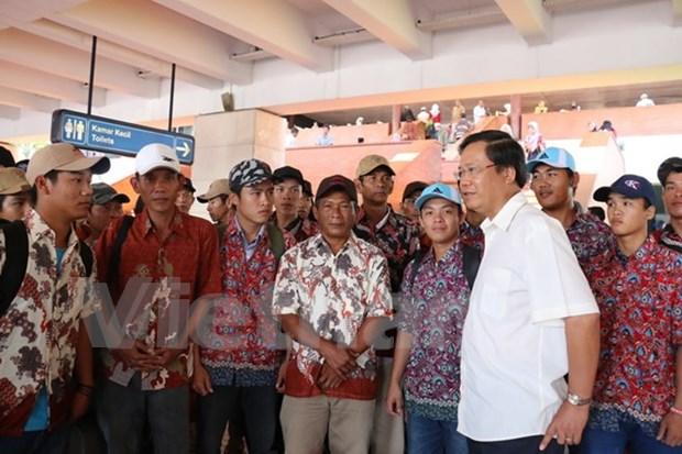 越南驻印尼大使黄英俊:多措并举解决渔民非法捕鱼问题 hinh anh 1