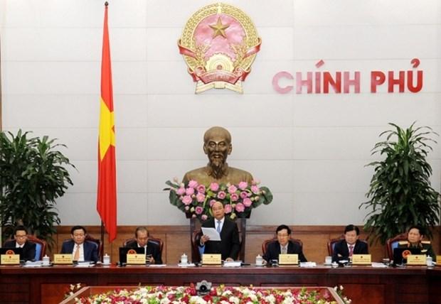 越南加大改善投资环境 为企业创造便利条件 hinh anh 1