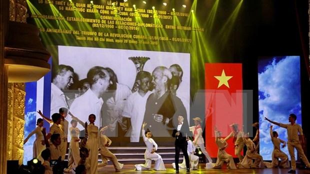 古巴国庆58周年庆祝活动在胡志明市举行 hinh anh 1