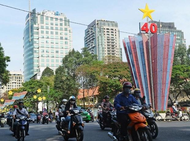 越南被列入全球最和平的前十个国家行列 hinh anh 1