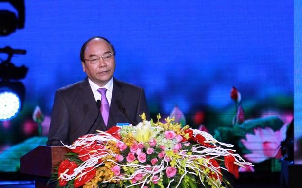 政府总理阮春福:岘港市须广泛凝聚内力 迈出更大步伐 hinh anh 1