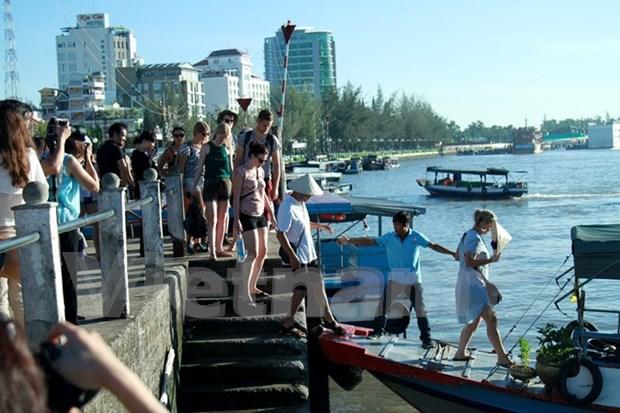 越南实行电子签证有利于吸引更多国际游客来越旅游 hinh anh 1