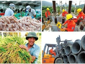 2016年越南经济社会发展主要指标落实结果揭晓 hinh anh 1