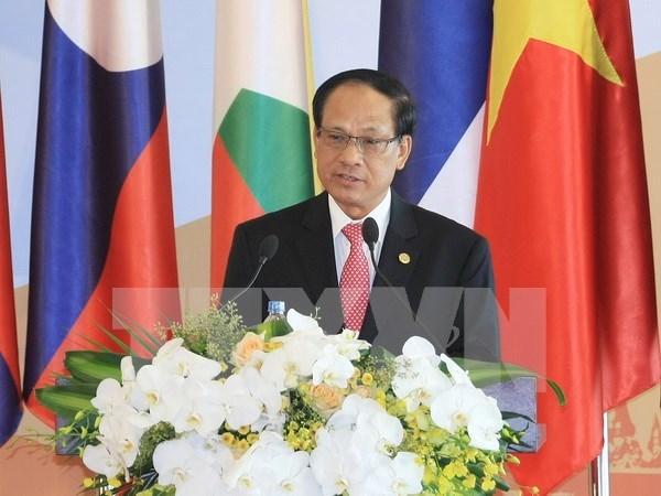 东盟秘书长黎良明:东盟发展应适应新形势新要求 hinh anh 1