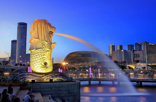 2009年以来新加坡经济增长持续萎靡 hinh anh 1