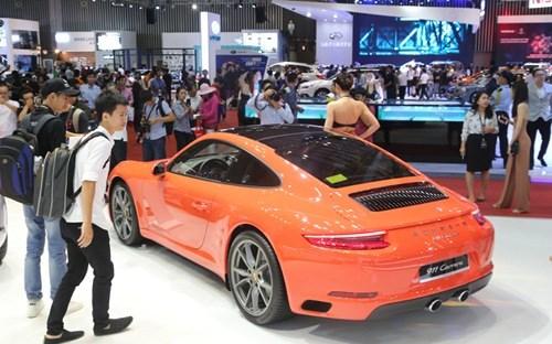 2016年越南汽车进口额达逾23亿美元 hinh anh 1