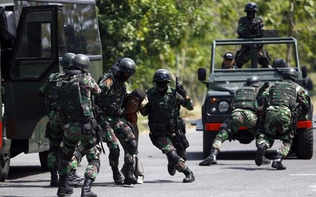 印尼中止与澳大利亚的所有军事合作 hinh anh 1