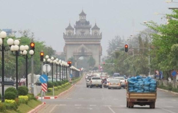 老挝首都万象力争实现2017年经济增长率达11% hinh anh 1