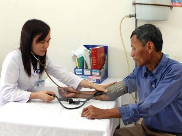 2017年越南将调整未持医保卡者的医疗服务收费标准 hinh anh 1