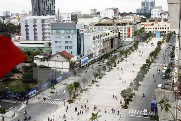 胡志明市发布文明旅游行为规范 hinh anh 1