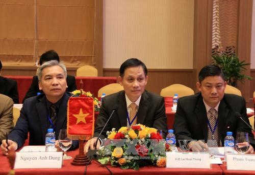 越南与老挝加强边境管理合作 hinh anh 2