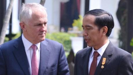澳大利亚与印尼承诺保持双边关系 hinh anh 1