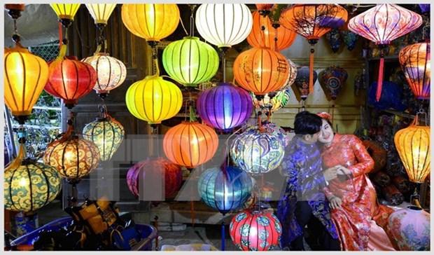 广南省会安古城被列入世界15个最具吸引力的目的地名单 hinh anh 1