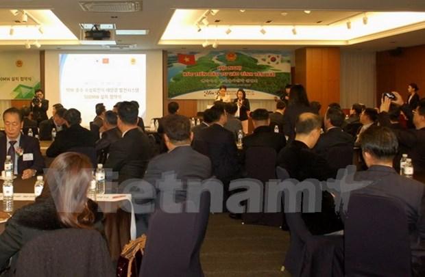 越南安沛省加大吸引韩国的投资力度 hinh anh 1