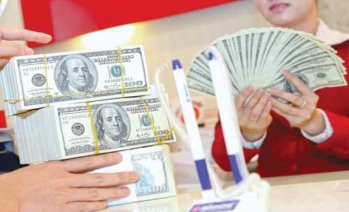 9日越盾兑换美元中心汇率上涨13越盾 hinh anh 1