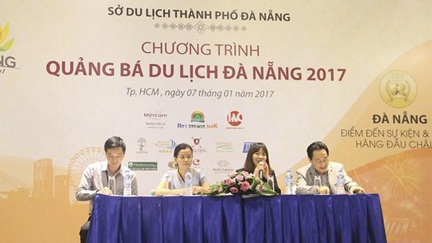 2017年岘港旅游宣传推介会在胡志明市举行 hinh anh 1