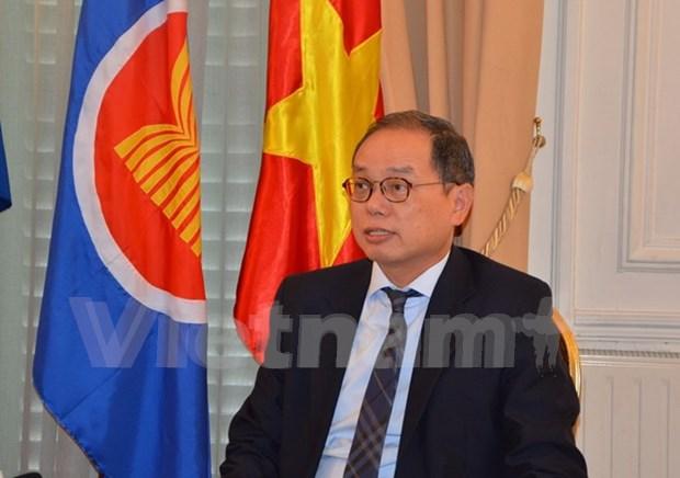 """法国越南文化中心是旅居法国越南人社团的""""温馨的共同文化屋"""" hinh anh 1"""