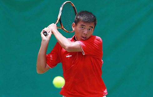ATP单打世界排名:越南网球名将李黄南上升7位 hinh anh 1