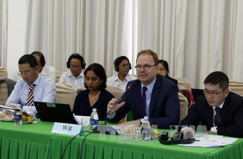 世界银行小组国家合作战略磋商研讨会在芹苴市举行 hinh anh 1
