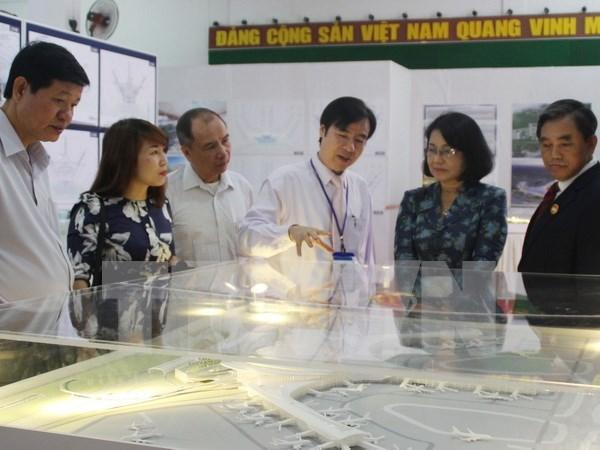 """越南同奈省拟建设""""机场城"""" hinh anh 1"""