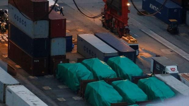 新加坡国防部长黄永宏:香港扣留新加坡军队装甲车的行动违反国际法 hinh anh 1